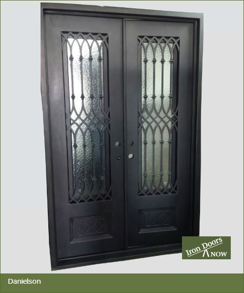 26 Best Wrought Iron Front Doors Images On Pinterest Entrance