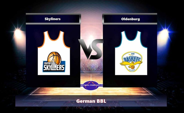 Skyliners-Oldenburg Nov 5 2017 German BBL Can Skyliners on the home ground beat the team Oldenburg. Skyliners-Oldenburg Nov 5 2017. In the last 7 games Skyliners has won 5 victories and In the past 9 performances Oldenburg has won 6 matches .   #basketball #bet #Bryon_Allen #EWE_Baskets_Oldenburg #forecast #Fraport_Skyliners #German_BBL #Isaac_Bonga #Jonas_Wohlfarth-Bottermann #Karsten_Tadda #Maxime_De_Zeeuw #Mickey_McConnell #Mike_Morrison #Nov_5__2017 #Oldenburg #Philip