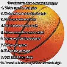 Basketball players, Basketball and Dates on Pinterest 10 Reasons To Play Volleyball