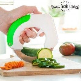 Chop & Roll Sirkulær Kniv, Always Fresh Kitchen