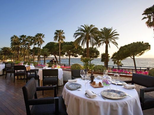 Celebrating 30 years of creative, award-winning cuisine at La Palme d'Or, the only 2-Michelin star restaurant in Cannes. Experience our special anniversary dinner series only at Grand Hyatt Cannes Hotel Martinez.