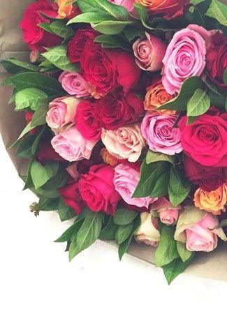 Rose Bunch Large