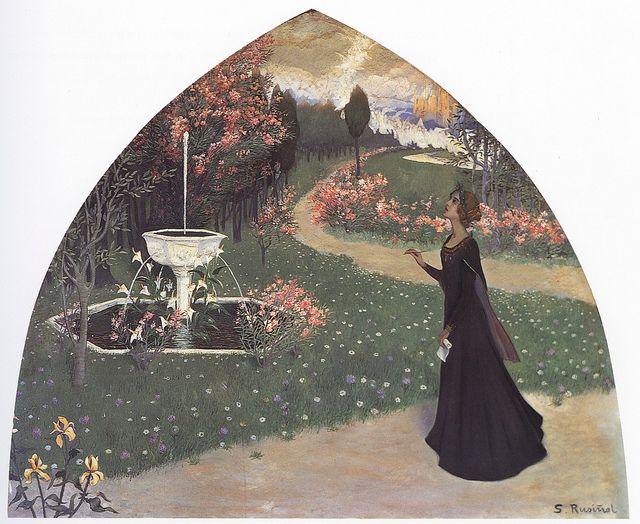 Resultat d'imatges de alegoria de la poesía