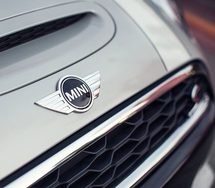 Photo from MINI USA | Dream MINI Cooper | MINI Cooper | MINI emblem | Miniac | cars | dream car | car photography | Schomp MINI