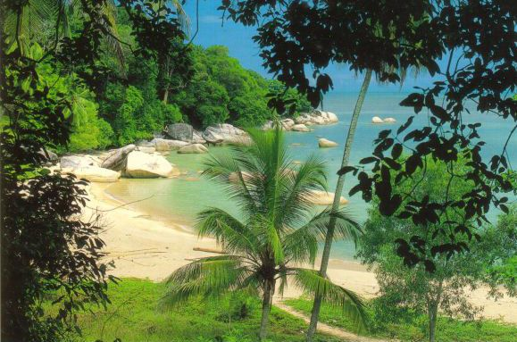 Bayview Beach Resort in Batu Ferringhi, Penang, Malaysia