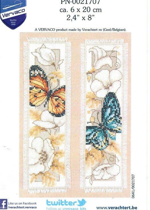 Mariposas vervaco