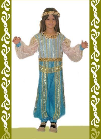 kostým orientální princezna, půjčovna Ladana