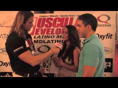 Colomba Aguad , Bikini Fitness no Arnold Classic Brasil 2014 - MD LATINO TV