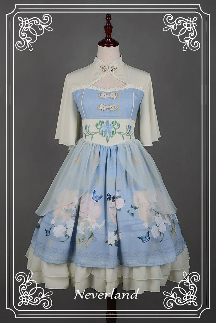 Best 1940 Cute Lolita Dresses images on Pinterest | Lolita style ...