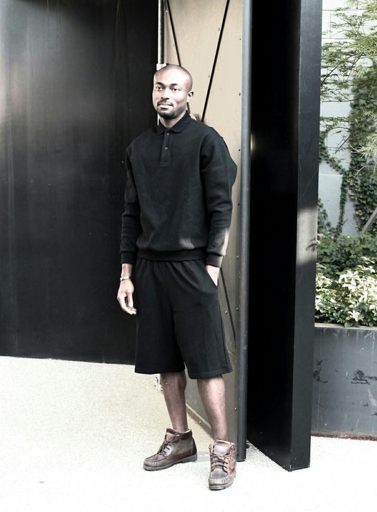 BERKHAN STUDIO designer brand black style fahsion people man men art work artist  벌칸 스튜디오 디자이너브랜드 패션 피플 맨 아트워크 아티스트