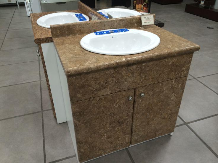 Mueble de baño listo para llevar .