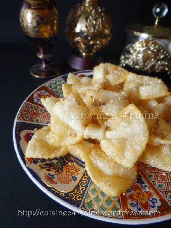 Best Griwech Pâtisserie Algérienne Images On Pinterest - Cuisine fatouma
