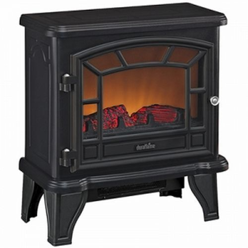 Portable Electric Fireplace Large Stove Heater Winter Home Warm Livingroom Bedrm #DURAFLAME