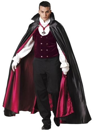 Halloween mega mall: Men's Gothic Vampire Costume Review http://halloweenshop1.blogspot.com/2015/10/mens-gothic-vampire-costume-review.html