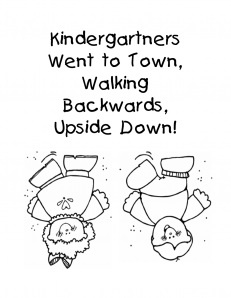 29 best Literacy: Silly Sally images on Pinterest
