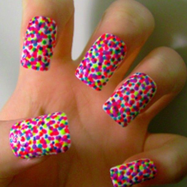 30 best Food&Drink Nail Art images on Pinterest | Belle nails, Gel ...