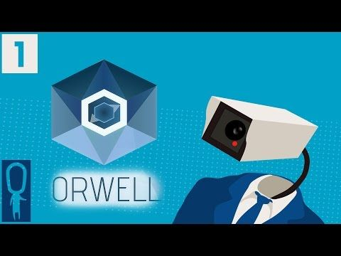 Orwell Game - Gameplay Episode 1 The Clocks Were Striking Thirteen - Part 1 Big Brother Is Watching - YouTube