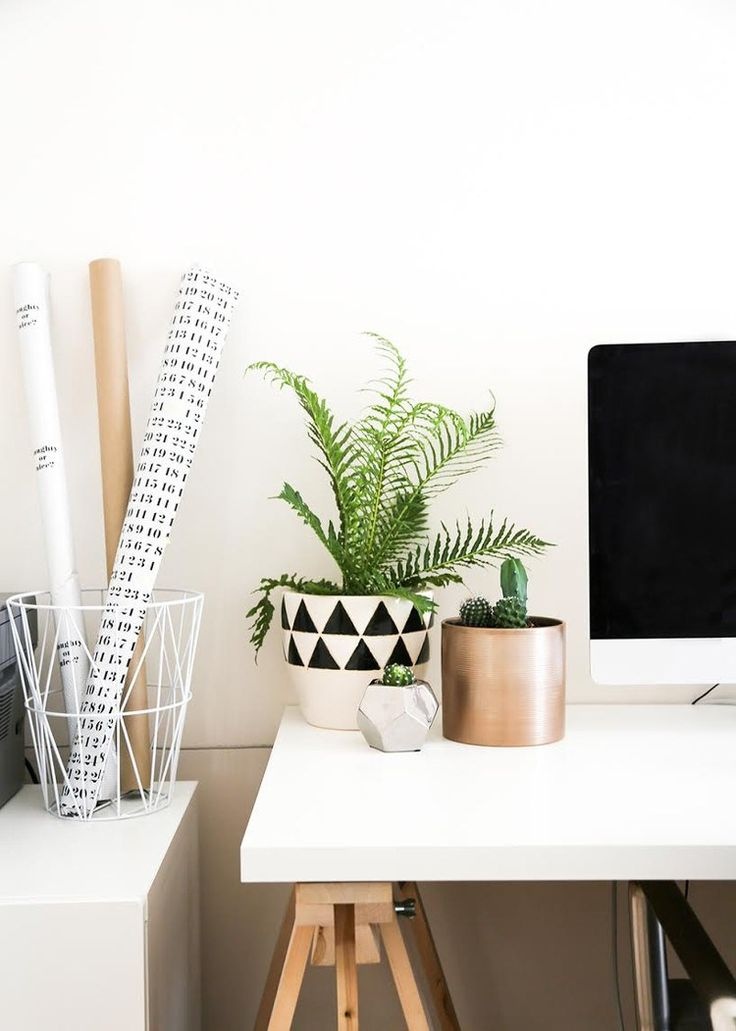 inside the scandi home office dreams are made of - Office Design Ideas