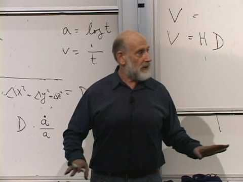 Cosmology | Lecture 1 Stanford