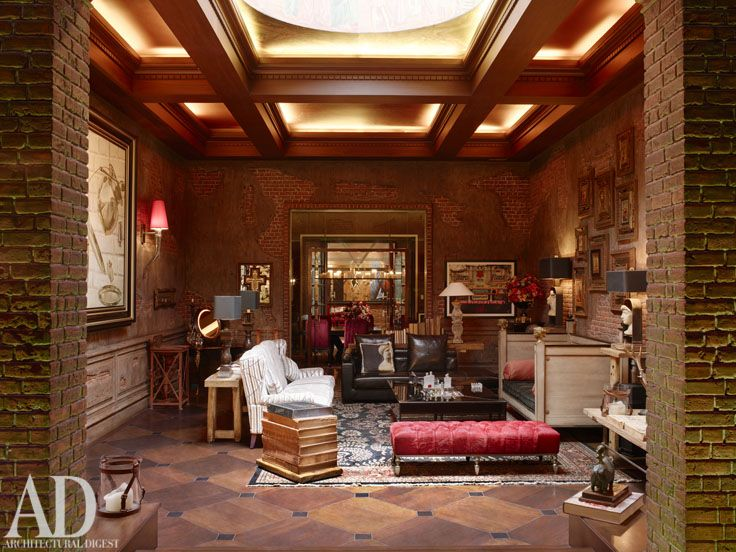 The main living room of mannat gauri and shah rukh khan s for Living room joke