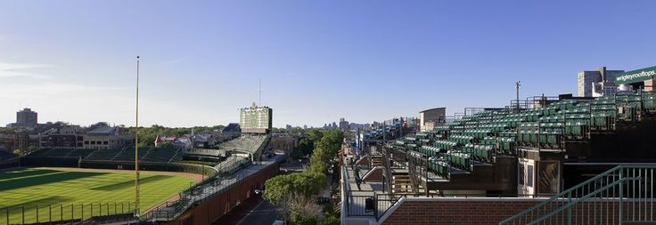 Wrigley Field Rooftop Club | Lakeview
