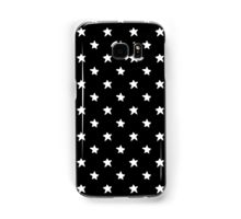 #polka #stars #nigth #halloween #blackandwhite #miavaldez #phonecase