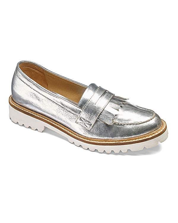 Sole Diva Chunky Loafers E Fit