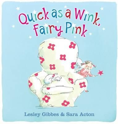 Quick as A Wink Fairy Pink