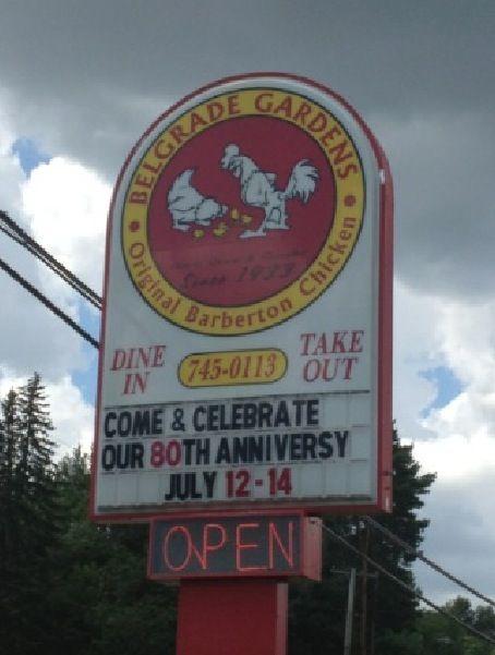 11 best barberton chicken images on pinterest akron ohio barberton ohio and fried chicken for Belgrade gardens barberton ohio