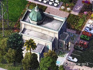 https://flic.kr/p/vTBJtZ | Simcity 4 Religious building
