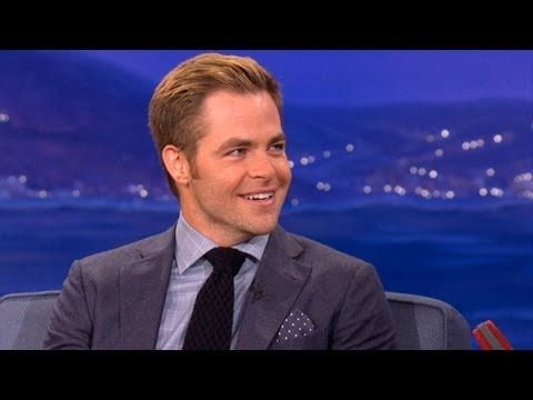 California Accent. Los Angeles Accent. American Accent. General American Accent. Actor Chris Pine is from Los Angeles, California. Chris Pine Has Some Seriously Big Eyebrows - CONAN on TBS - YouTube