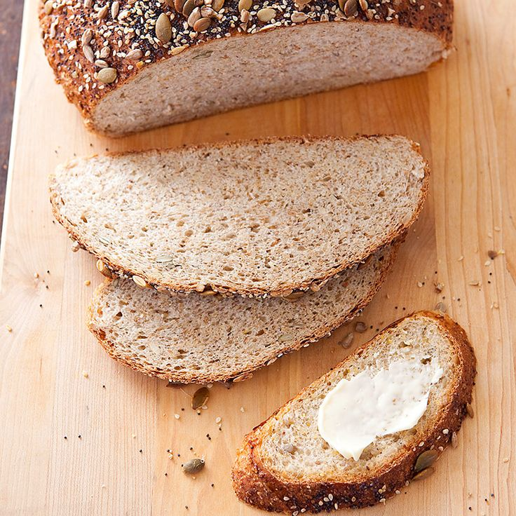 This big, multigrain loaf from America's breadbasket presented the usual multigrain baking challenge: producing a hearty loaf, not a leaden one.