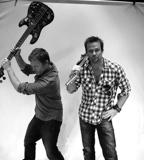 The Boondock Saints/ Norman Reedus, Sean Patrick Flanery