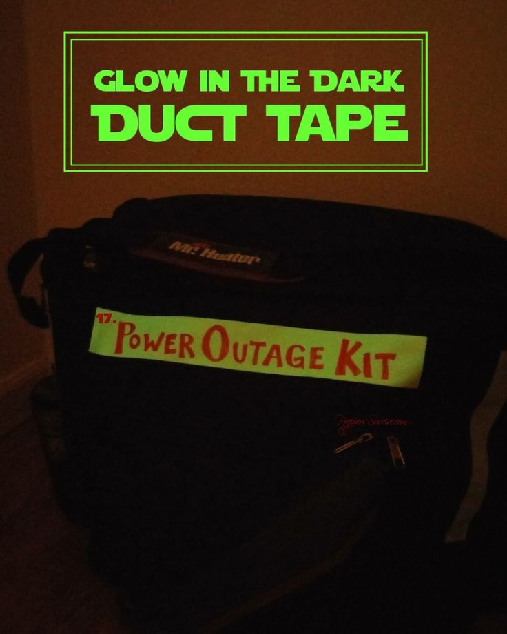 Power Outage Kit  - Preppers Survive