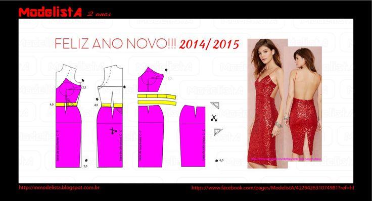 ModelistA: PRIMEIRO POST 2015 - FELIZ ANO NOVO! HAPPY NEW YEAR! *---------*