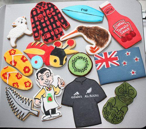 Kiwiana biscuits
