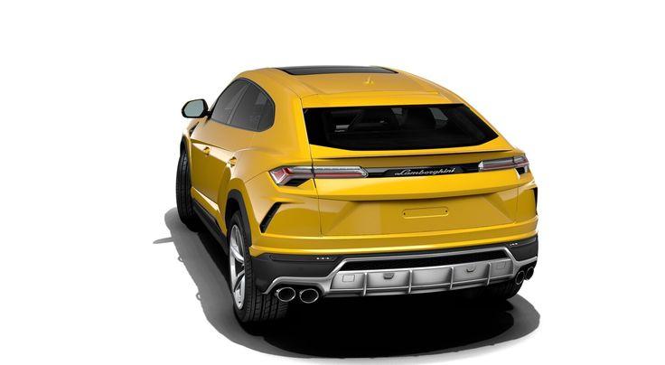 Lamborghini Car Configurator