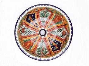 Dalila - Umywalka okrągła wpuszczana