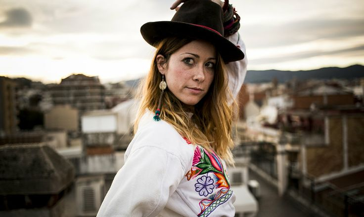 Machapu's Bolivian Earring www.machapudesign.com