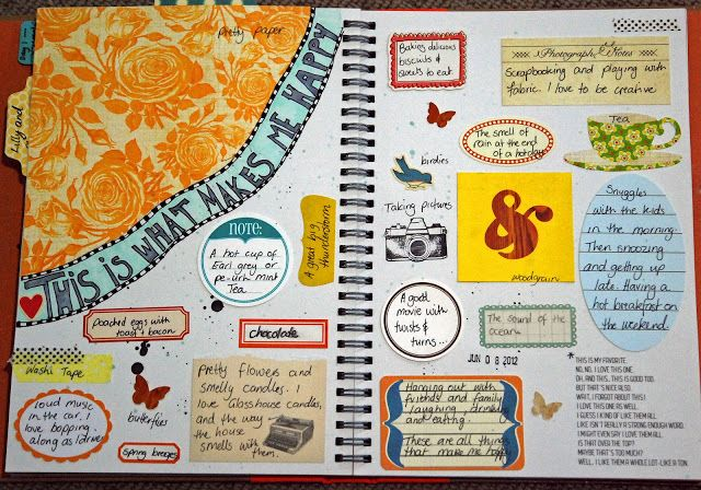 Life is a Canvas: Smash Journal Challenge
