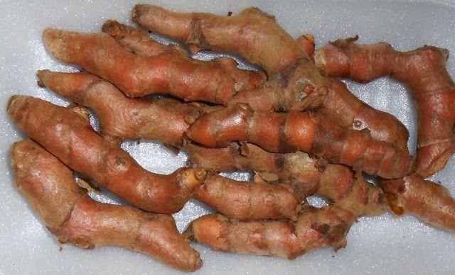 Diana's Cook Blog: Comment utiliser le curcuma frais ?