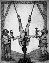 Torture Cut In Half: Satanic Ritual Sacrifice