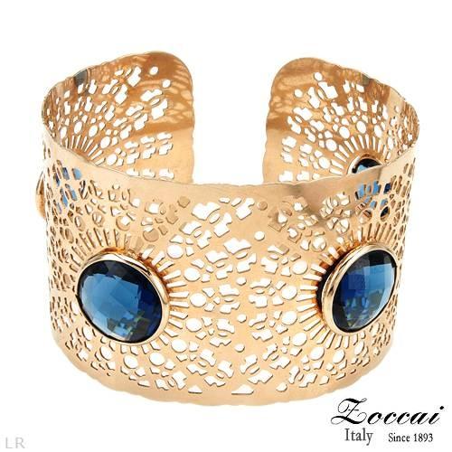 Bracelet - #ZOCCAI #Topaz #Gold Plated Silver #Bracelet $300