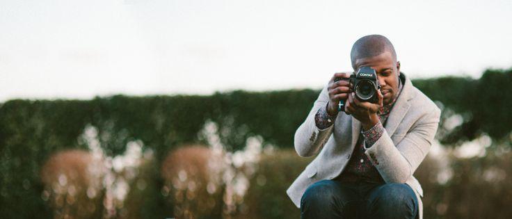 Alain M.  Wedding Post #1: Photographer ~ Just Melle Amélie