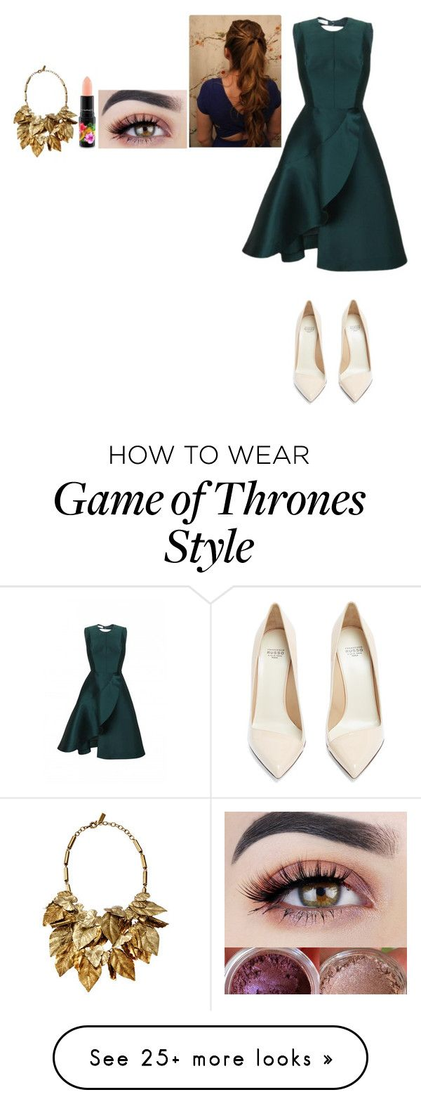 """""""Untitled #375"""" by zahraamuhee on Polyvore featuring Francesco Russo, Etro and MAC Cosmetics"""