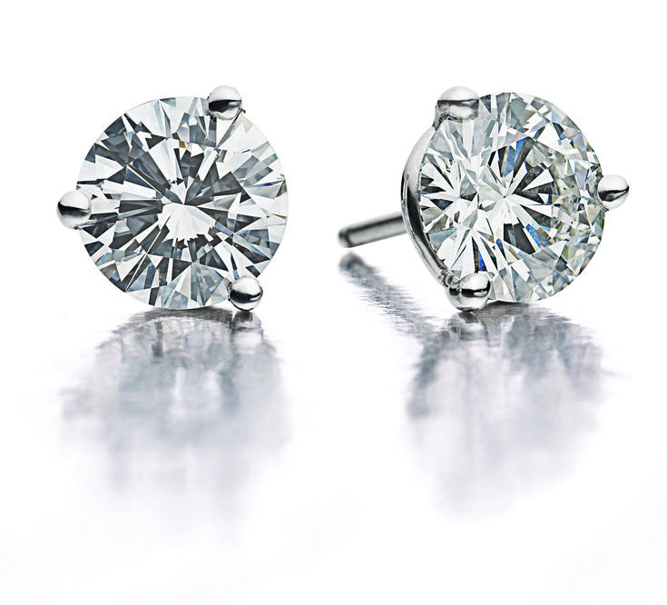 Sell Your Diamond Earrings For Cash!  Free Quotes!  Call Today!