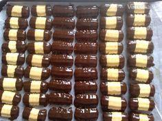 Jemné strojčekové pečivo (fotorecept)