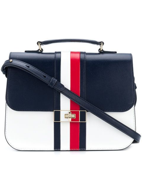 f091fa1fc541 Shop Tommy Hilfiger flap crossbody bag | Tommyyyyy❤ in 2019 ...