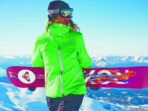 Костюм сноубординг женский