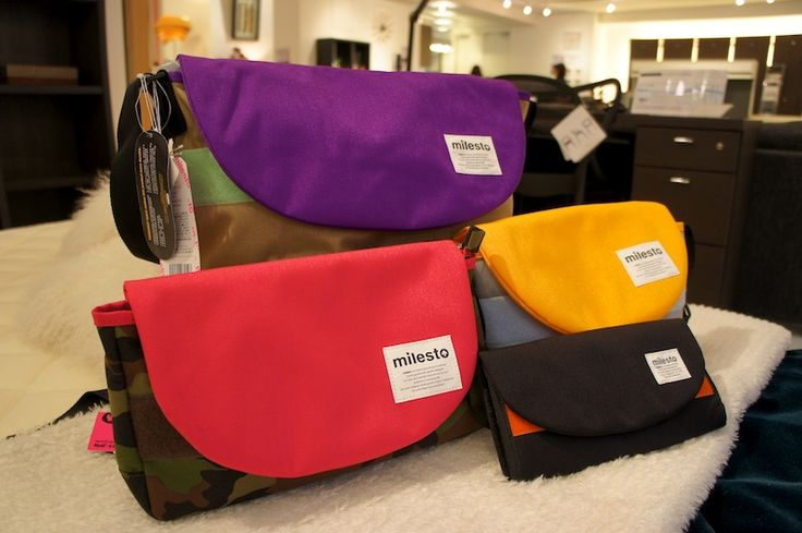 milesto/messenger bag